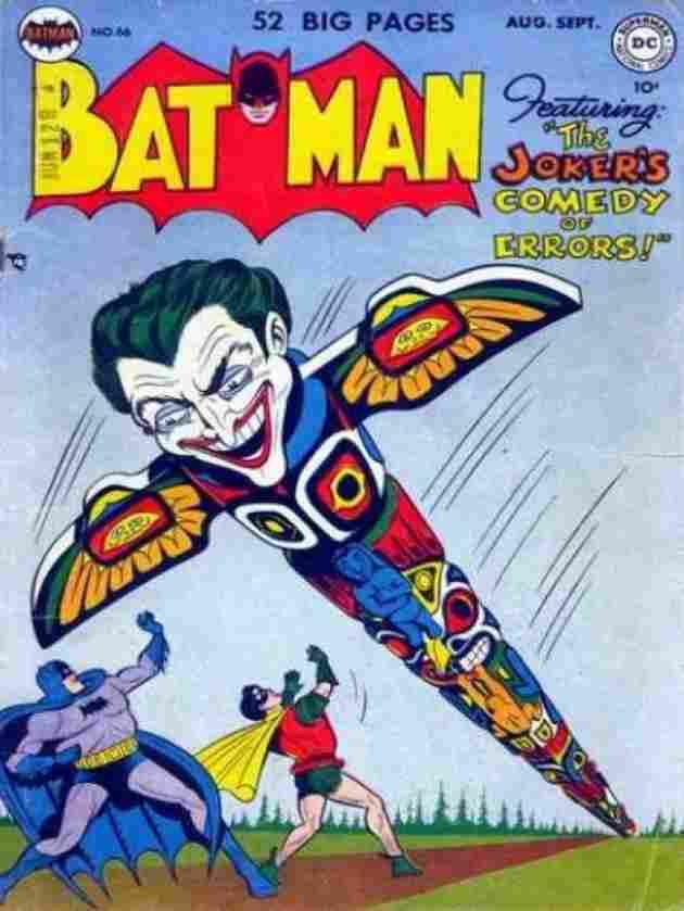 배트맨 No. 66
