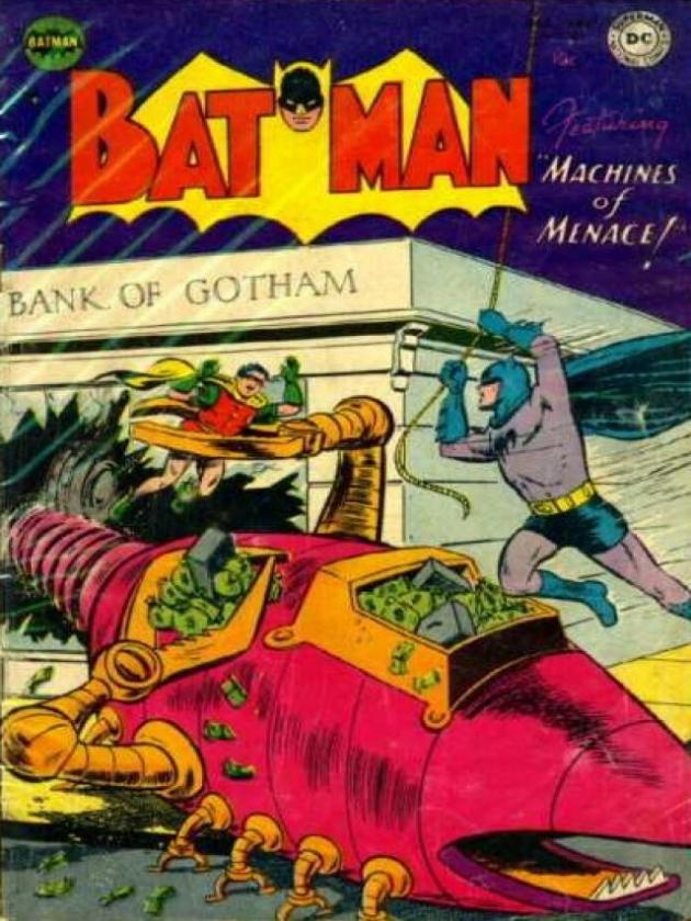 배트맨 No. 80