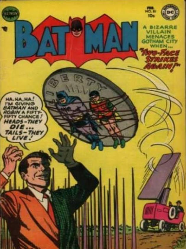배트맨 No. 81