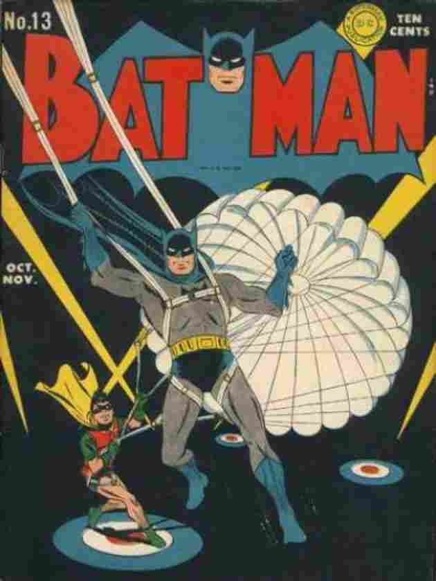 Nr 13 Batman