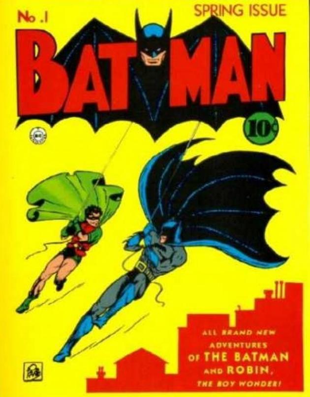 Nr 1 Batman