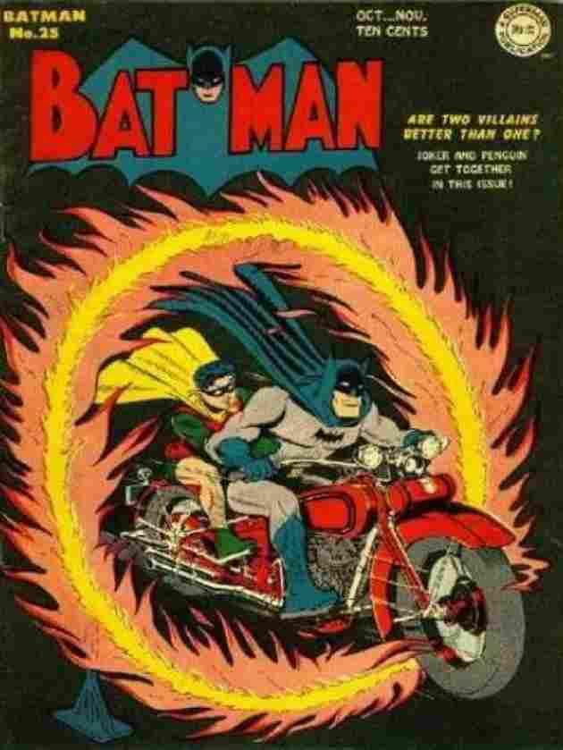 Nr 25 Batman