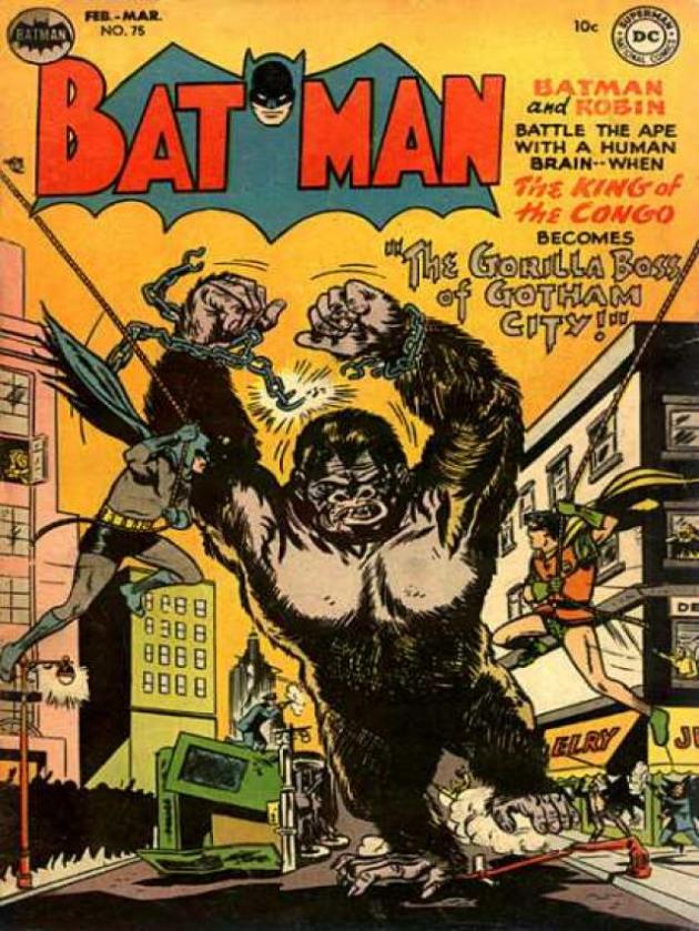 Nr 75 Batman