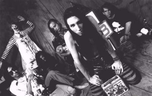 The original name of his rock group was Marilyn Manson and The Spooky Kids