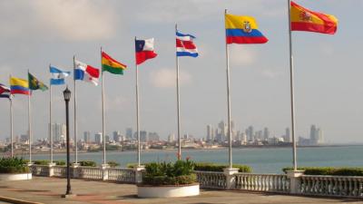 As melhores bandeiras da América Latina