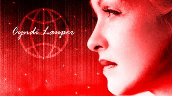 The best ballads of Cyndi Lauper