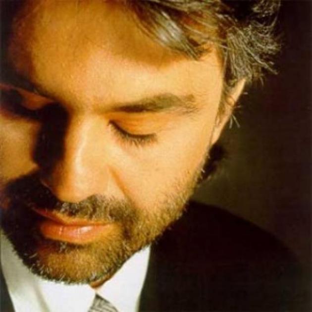 With Te Partirò - Andrea Bocelli