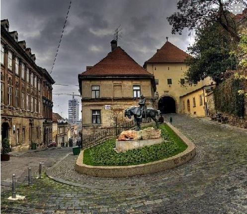 ciutat de Gornji Grad