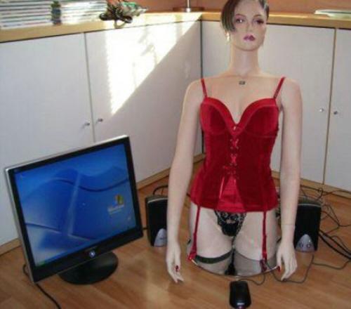 Computador muito original