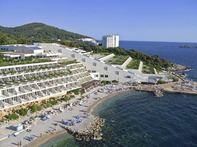 Den charmiga staden Dubrovnik