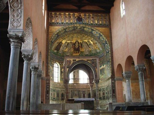 Euphrasius को Basilica