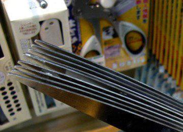 Manual document shredder