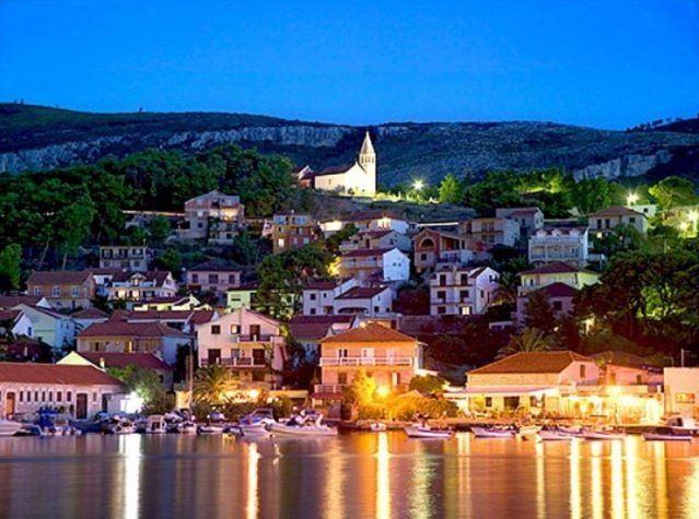 Orașul Hvar