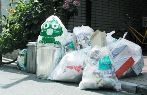 Sacos de lixo originais