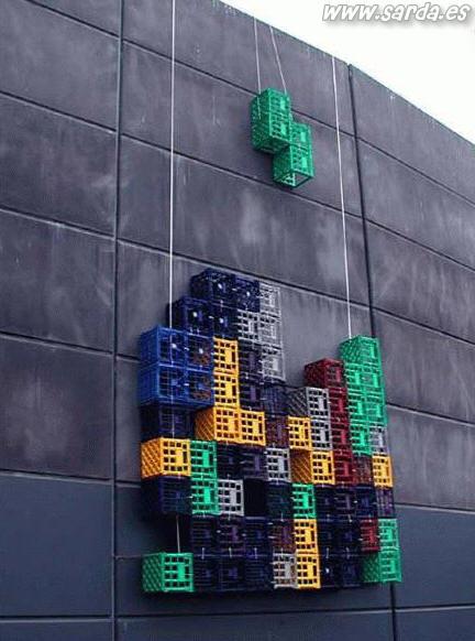 Tetris caseiro