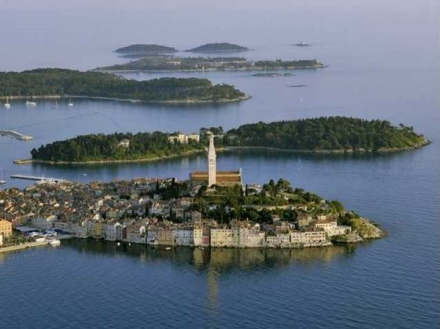 Visit to the city of Rovinj