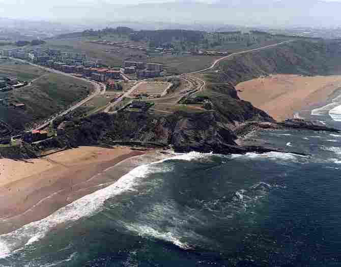 Arrietara Beach / Atxabiribil de Sopelana (Vizcaya)