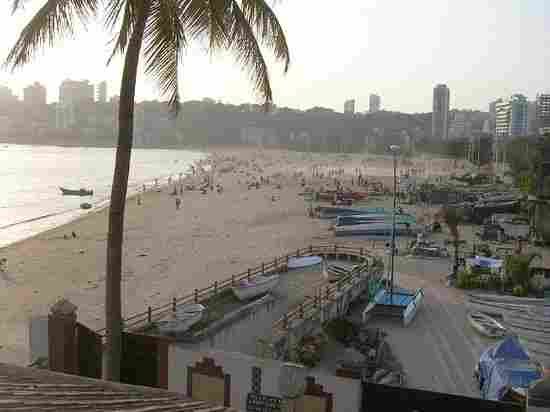 Chowpatty, Mumbai, India