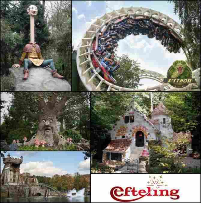 Efteling - Holanda