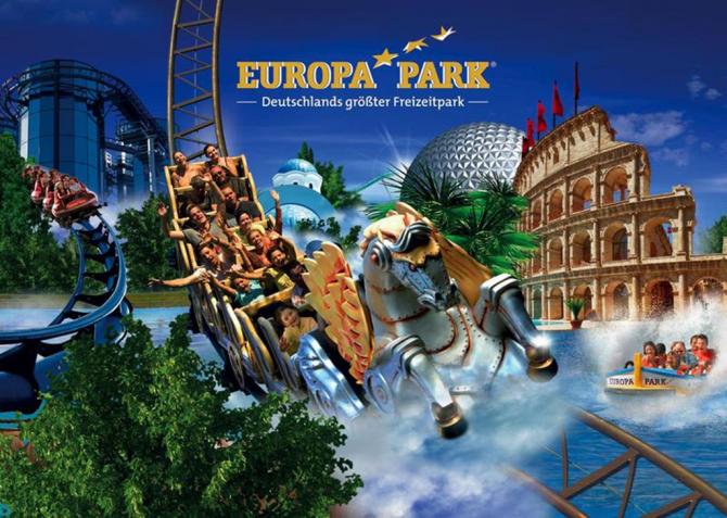 Europa Park - Jerman