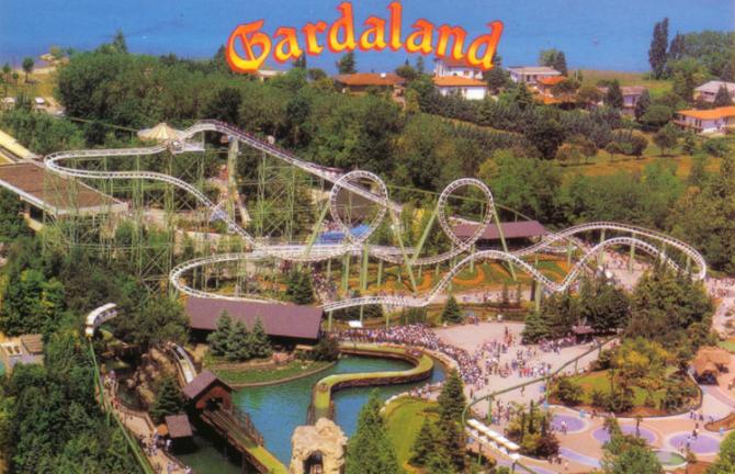 Gardaland - Itália