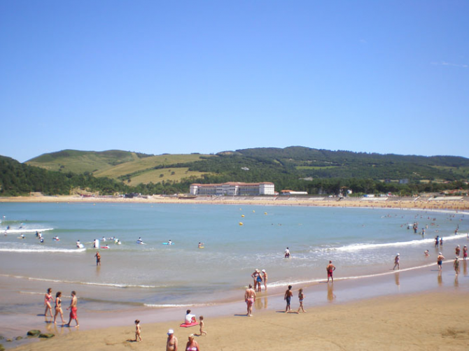 Gorliz Beach (Vizcaya)