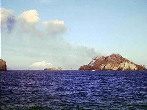 Ilhas Heard e McDonald, Antártica