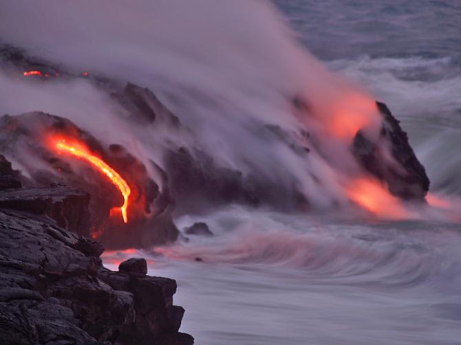 Kilauea, Havaí