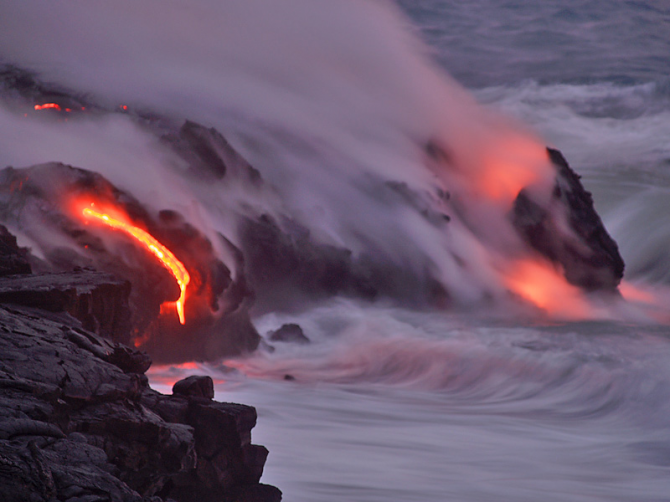 Kilauea, Hawaii