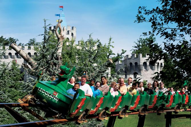 Legoland Windsor - Regne Unit