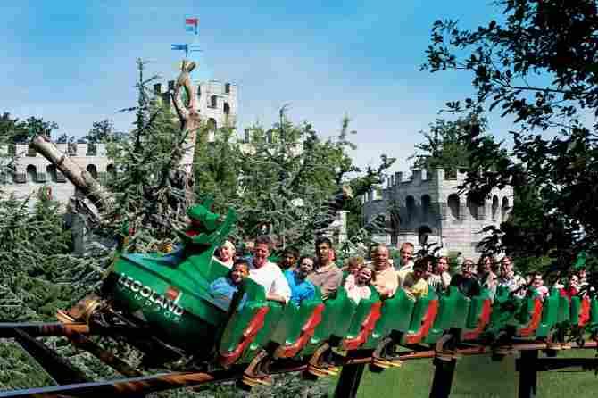 Legoland Windsor - Reino Unido