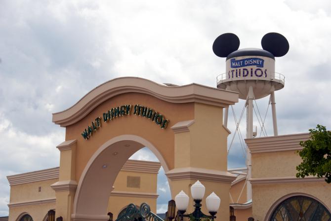 Studio Walt Disney - Marne-La-Valleé (Perancis)