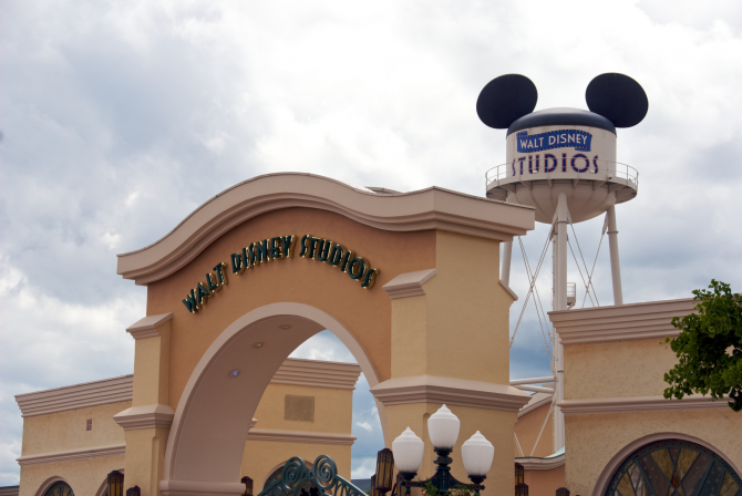 Walt Disney studios - Marne-la-Vallée (França)