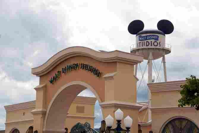 Walt Disney studios - Marne-La-Valleé (Francia)