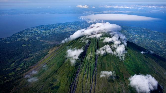 Биосферный заповедник острова Ометепе (Никарагуа)