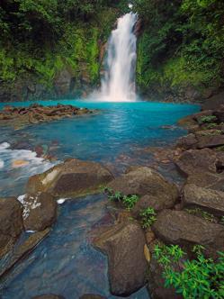 Рио Селесте (Коста-Рика)