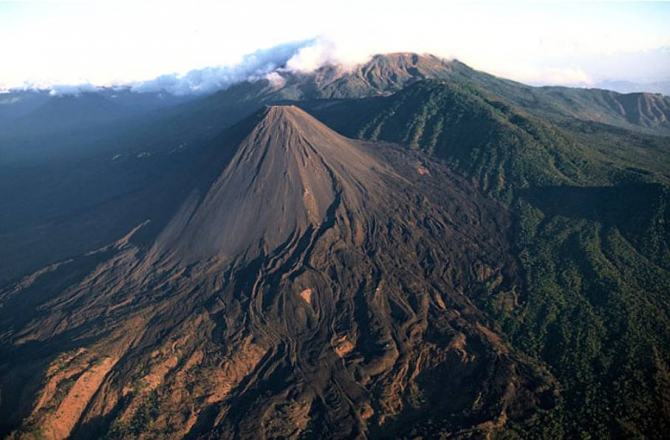 Национальный парк Лос-Вулканес (Сальвадор)