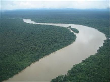 Национальный парк Дариен (Панама)