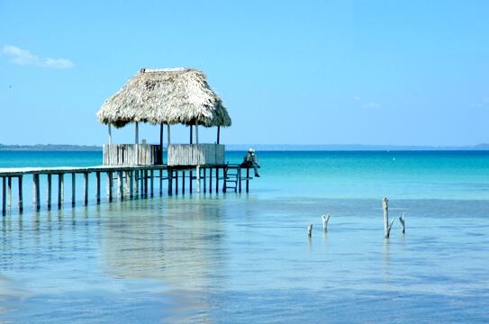 Озеро Петен-Ица (Гватемала)