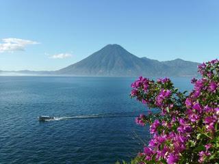 Озеро Атлитан (Гватемала)
