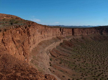 Вулканический регион Пинакате (Мексика)