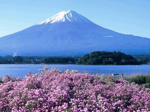 Гора Фудзи (Япония)