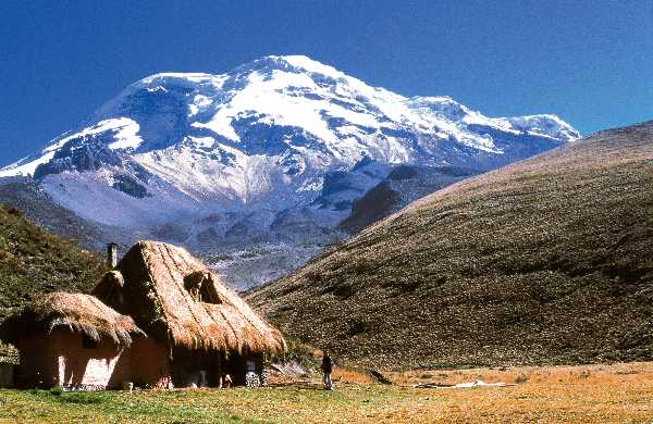 Вулкан Чимборасо (ЭКВАДОР)