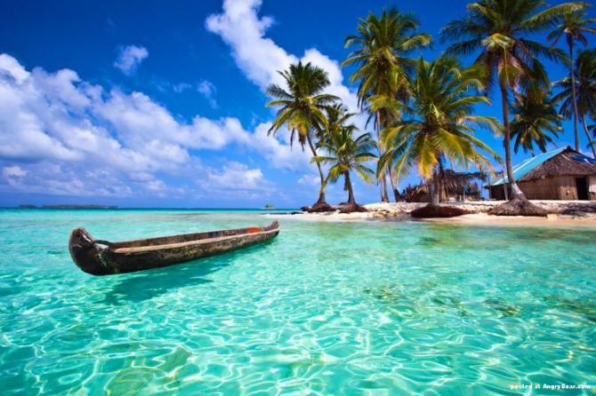 Arquipélago de San Blas (Panamá)