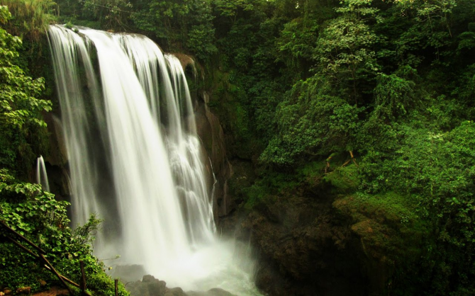 Cataratas de Pulhapanzak (Honduras)