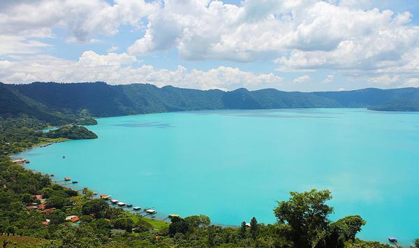 Coatepeque Lake (El Salvador)