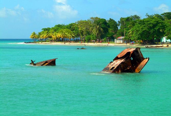 Ilhas Corns (Nicarágua)