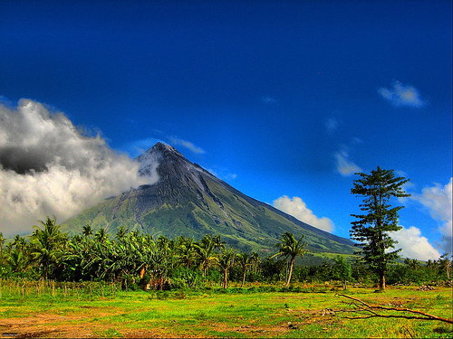 Monte Mayon (PHILIPPINES)