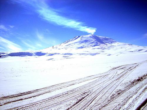 Mount Erebus (ANTARTIDA)