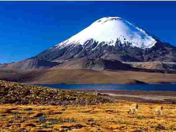 Paranicota Volcano (BOLIVIA)